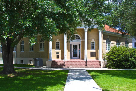 Jennings Carnegie Library
